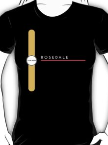 Rosedale station T-Shirt
