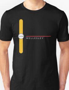 Wellesley station Unisex T-Shirt