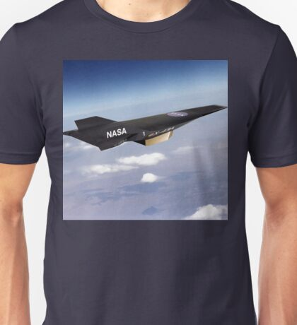 NASA X-43 HYPERSONIC JET Unisex T-Shirt