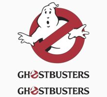 Ghostbusters ×3 by csyz ★ $1.49 stickers