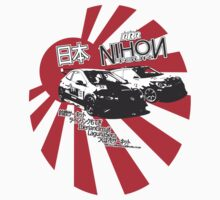 Nihon Tour Series Official T-Shirt - light by RlyRbshRacing