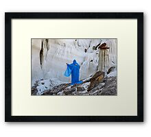 A Place Called Earth 3 Framed Print