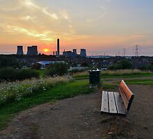 Didcot Power station 24 by SLoD