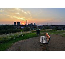 Didcot Power station 24 Photographic Print