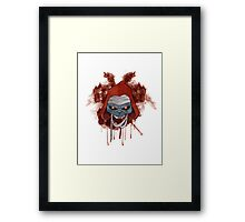 The Undead Framed Print