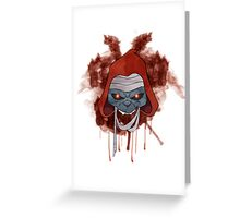 The Undead Greeting Card