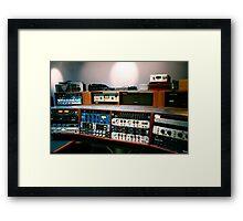 Studio 1 Framed Print