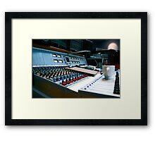 Studio 2 Framed Print