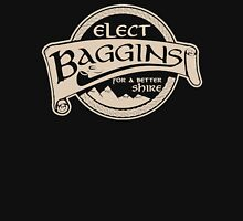 Hobbit Lord of the Rings Elect Baggins Unisex T-Shirt