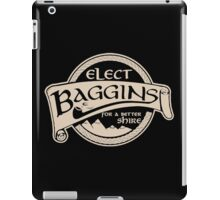 Hobbit Lord of the Rings Elect Baggins iPad Case/Skin