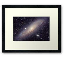 The Andromeda Galaxy Framed Print