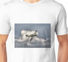 Hawker Hurricane Mk IIB BE505 Unisex T-Shirt