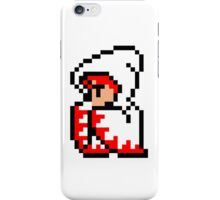 pixel white mage iPhone Case/Skin