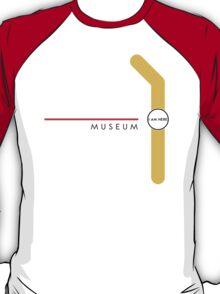 Museum station T-Shirt