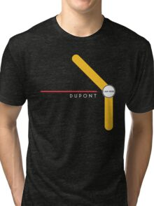 Dupont station Tri-blend T-Shirt
