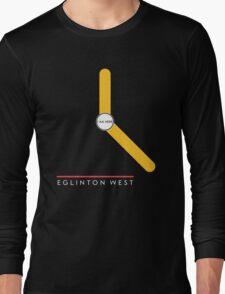Eglinton West station Long Sleeve T-Shirt