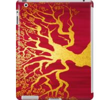 Golden Tree iPad case iPad Case/Skin