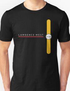 Lawrence West station Unisex T-Shirt