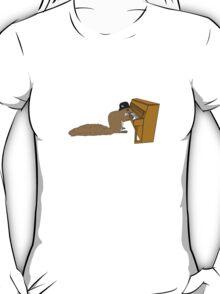 Ragtime Squirrel T-Shirt