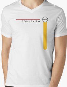 Downsview station (1996–2016) Mens V-Neck T-Shirt