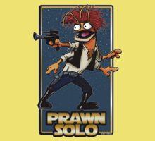 Prawn Solo Baby Tee