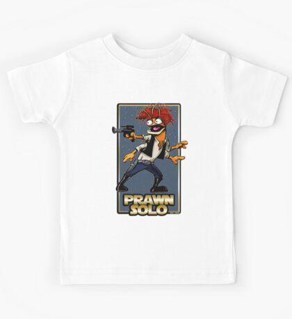 Prawn Solo Kids Tee