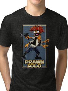 Prawn Solo Tri-blend T-Shirt