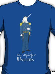 Her Majesty's Unicorn T-Shirt