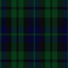 01154 Blue Bayou Fashion Tartan Fabric Print Iphone Case by Detnecs2013