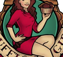 Souffle Girl - STICKER Sticker