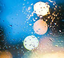 Rain by indiabluephotos