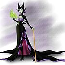 Mistress of all Evil by Whisperwings