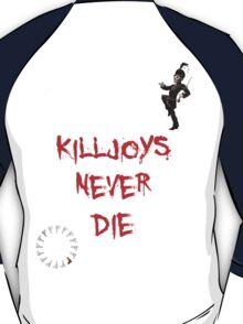 My Chemical Romance - Killjoys Never Die T-Shirt