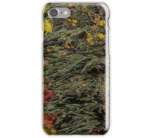 Plastic Flowers iPhone Case/Skin