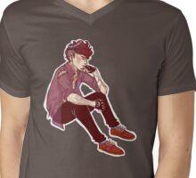 Punk!Lock Mens V-Neck T-Shirt