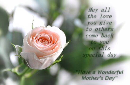 Mother's Day Love by Poete100