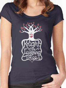 Knight of the Laughing Tree Women's Fitted Scoop T-Shirt