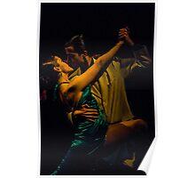 Argentine Tango in Argentina Poster