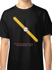 Highway 407 station Classic T-Shirt