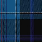 01196 Tilted Patterson Fashion Tartan Fabric Print Iphone Case by Detnecs2013