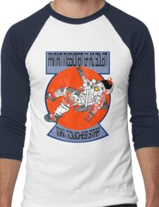 """THE FIRST MISSION TO THE SUN"" Men's Baseball ¾ T-Shirt"