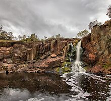 Nigretta Falls by Mark Cooper