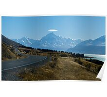 Mt. Cook Poster