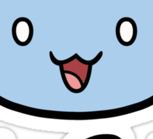 Hello Catbug Sticker
