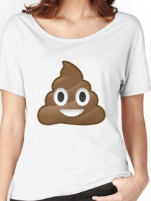 Pile of Poop Women's Relaxed Fit T-Shirt