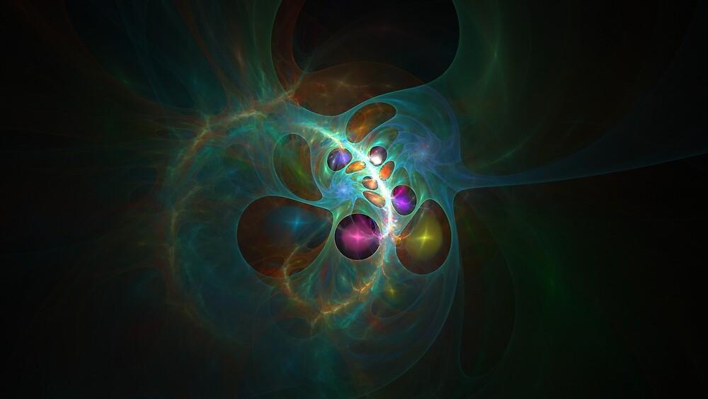 Dreams of a Nebula by IantoJones