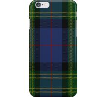 01198 Napoleout Fashion Tartan Fabric Print Iphone Case iPhone Case/Skin