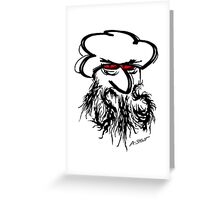 ISIS: an outgrowth of Mohammad - Greeting Card
