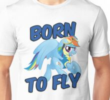 Born to Fly Shirt (Version 3) Unisex T-Shirt