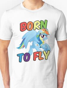 Born to Fly Shirt (Version 1) T-Shirt